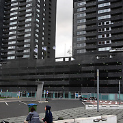 Nederland Rotterdam 9 september 2007 20070909 Foto: David ROZING .Woontoren Hoge heren centrum Rotterdam ..Foto: David Rozing