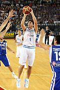 DESCRIZIONE : Roma Amichevole preparazione Eurobasket 2007 Italia Grecia <br /> GIOCATORE : Marco Mordente<br /> SQUADRA : Nazionale Italia Uomini <br /> EVENTO : Amichevole preparazione Eurobasket 2007 Italia Grecia <br /> GARA : Italia Grecia <br /> DATA : 30/08/2007 <br /> CATEGORIA : Tiro<br /> SPORT : Pallacanestro <br /> AUTORE : Agenzia Ciamillo-Castoria/G.Ciamillo<br /> Galleria : Fip Nazionali 2007 <br /> Fotonotizia : Roma Amichevole preparazione Eurobasket 2007 Italia Grecia <br /> Predefinita :