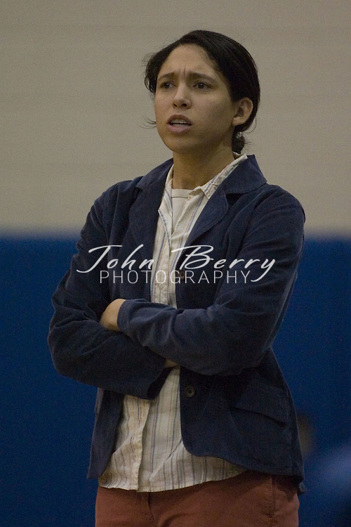 MCHS JV Girls Basketball.vs Manassas Park.February 2, 2006