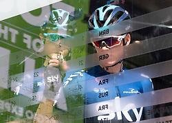 22.04.2019, Kufstein, AUT, Tour of the Alps, 1. Etappe, Kufstein - Kufstein, 144km, im Bild // Christopher Froome (GBR, Team Sky) during the 1st Stage of the Tour of the Alps Cyling Race from Kufstein to Kufstein (144km) in in Kufstein, Austria on 2019/04/22. EXPA Pictures © 2019, PhotoCredit: EXPA/ Reinhard Eisenbauer