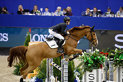 Ehning Marcus, GER, Pret a Tout<br /> Round 2<br /> Longines FEI World Cup Jumping, Omaha 2017 <br /> © Hippo Foto - Dirk Caremans<br /> 01/04/2017
