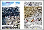 Giro d'Italia 2017, Sportweek RCS.<br /> Sportweek n21 03-06-2017 pag4