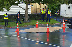 Auckland-Cyclist seriously injured in collision with car, Onehunga