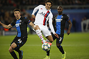 Edinson Cavani of PSG during the UEFA Champions League, Group A football match between Paris Saint-Germain and Club Brugge on November 6, 2019 at Parc des Princes stadium in Paris, France - Photo Mehdi Taamallah / ProSportsImages / DPPI