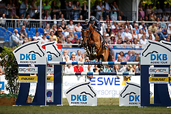 Ashe Molly, CAN, Adamo<br /> Internationales Wiesbadener PfingstTurnier 2017<br /> © Hippo Foto - Stefan Lafrentz