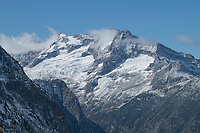 Mount Logan seen from easy Pass, North Cascasdes National Park