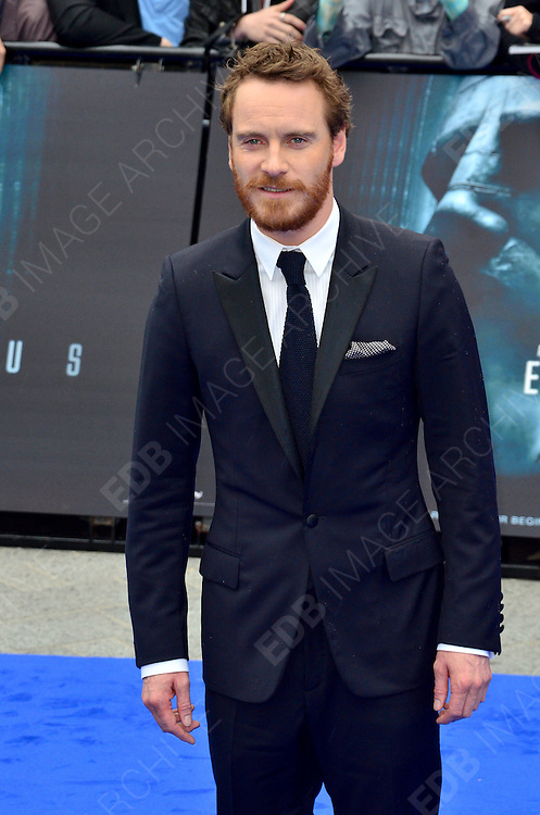 31.MAY.2012. LONDON<br /> <br /> PROMETHEUS UK FILM PREMIERE HELD AT THE EMPIRE CINEMA IN LEICESTER SQUARE<br /> <br /> BYLINE: EDBIMAGEARCHIVE.CO.UK/JOE ALVAREZ<br /> <br /> *THIS IMAGE IS STRICTLY FOR UK NEWSPAPERS AND MAGAZINES ONLY*<br /> *FOR WORLD WIDE SALES AND WEB USE PLEASE CONTACT EDBIMAGEARCHIVE - 0208 954 5968*