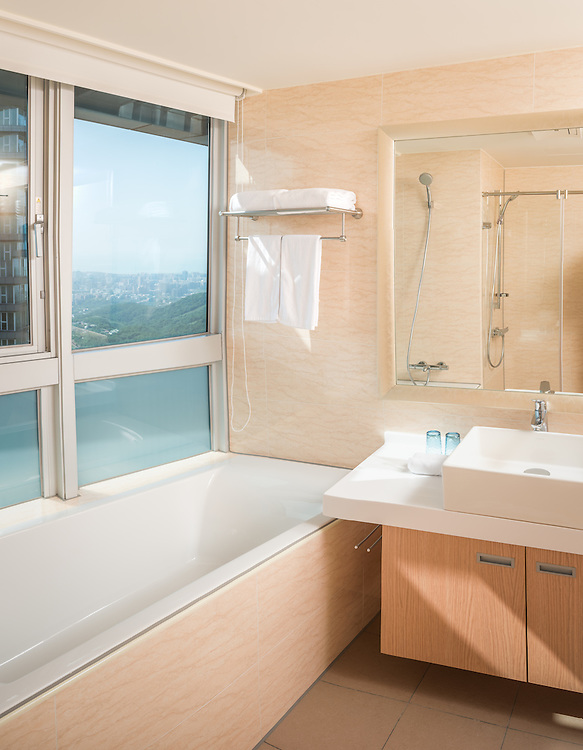 Oasis serviced apartments, Danshui, Taipei, Taiwan
