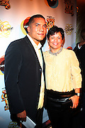 l to r: Paxton Baker and Debra Lee at The Celebration of the Return of The Soul Train Awards and the Premiere of Centric Presents: 2009 Soul Train Awards held at La Pomme on Octobert 19, 2009. Terrence Jennings/Retna, Ltd