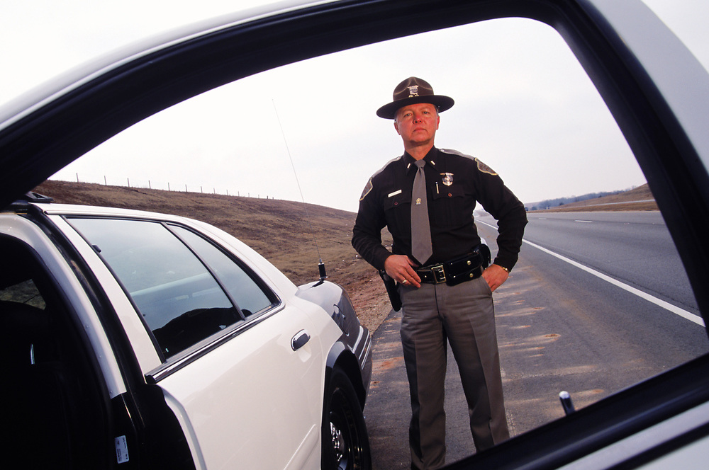 Charlie Hanger was the Oklahoma State Trooper who stopped Timothy McVeigh less than two hours after the bombing of the Alfred P Murrah Federal Building in Oklahoma City on April 19, 2005.