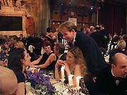 Mr. and Mrs. Gordon Ramsay and Nigella Lawson. The Booker prize 2000. Guildhall, London EC2. 7 November 2000. © Copyright Photograph by Dafydd Jones 66 Stockwell Park Rd. London SW9 0DA Tel 020 7733 0108 www.dafjones.com