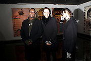 DENNIS MORRIS; ISABEL MORRIS, The Wall St. 100. Jose-Maria Cano. RIFLEMAKER DAIRY. Wakefield St. London. WC!. 9 November 2009