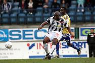 07.05.2007, Veritas Stadion, Turku, Finland..Veikkausliiga 2007 - Finnish League 2007.TPS Turku - HJK Helsinki.Armand One (TPS) v Medo (HJK).©Juha Tamminen.....ARK:k