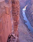 Colorado River, Tuweep, Tuweep Overlook, Toroweap, Toroweap Overlook, Grand Canyon, Grand Canyon National Park, Arizona