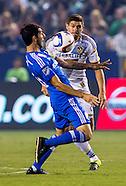 Soccer: LA Galaxy vs Montreal Impact