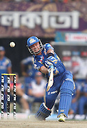 IPL 2012 Match 58 Kolkata Knight Riders v Mumbai Indians