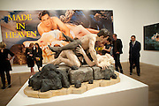 Pop Life in a Material World. Tate Modern. London. 29 September 2009.