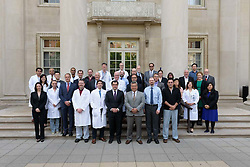 Yale School of Medicine Neurosurgery Group Portrait. 18 May 2016