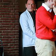 NLD/Amsterdam/20110729 - Uitvaart actrice Ina van Faassen, Filip Bolluyt