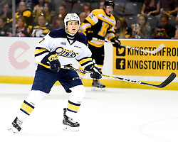 Christian Girhiny of the Erie Otters. Photo by Aaron Bell/OHL Images