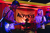 Alvvays at Barboza 2014