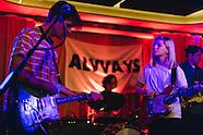 Alvvays at Barboza 2014