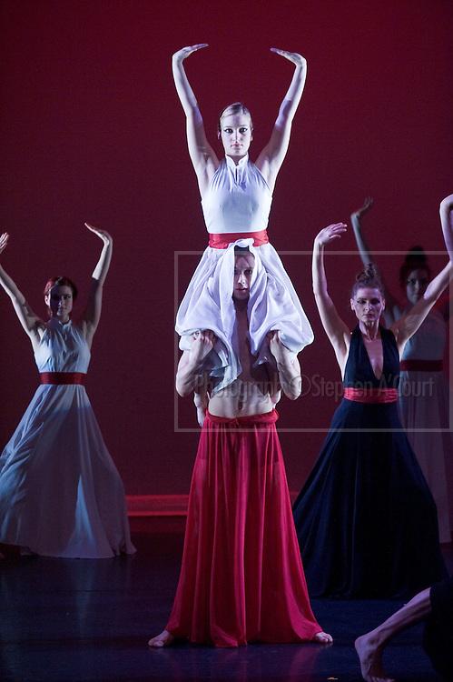 Coverage of the Kowhiti Contemporary Maori Dance Festival 2010, at Te Papa's Soundings Theatre, Wellington, New Zealand.