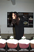 Nigella Lawson. How to be a Domestic Goddess. Nigella Lawson book party. 16 October 2000. © Copyright Photograph by Dafydd Jones 66 Stockwell Park Rd. London SW9 0DA Tel 020 7733 0108 www.dafjones.com