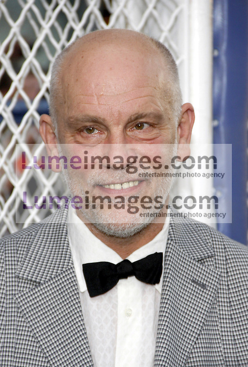 HOLLYWOOD, CA - SEPTEMBER 30, 2010: John Malkovich at the Los Angeles premiere of 'Secretariat' held at the El Capitan Theater in Hollywood, USA on September 30, 2010.