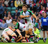 London - Saturday, 5th September, 2009: Danny Care of Harlequins during the Guinness Premiership match at Twickenham, London. ..(Pic by Alex Broadway/Focus Images)