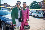 Bryanboy and Tina Leung at Gucci SS2018