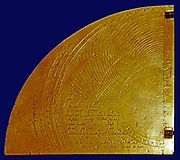 Instruments for timekeeping and direction finding in the Islamic world, based on shadow and twilight phenomena depending on the position of the sun.