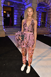 PHOEBE COLLINGS JAMES at the Royal Academy of Arts Summer Exhibition Preview Party at The Royal Academy of Arts, Burlington House, Piccadilly, London on 7th June 2016.