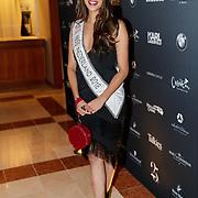 NLD/Amsterdam/20190124 - Inloop 25-jarig jubileum Talkies Magazine NL., Miss Nederland 2018 Rahima Dirkse