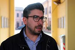 ENRICO BELLETTI PRESIDENTE PRO LOCO PORTOMAGGIORE<br /> RICERCHE IGOR VACLAVIC DOPO OMICIDIO VERRI