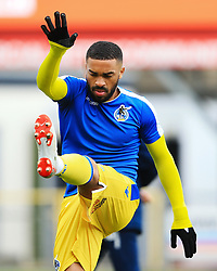Alex Jakubiak of Bristol Rovers warms up - Mandatory by-line: Matt McNulty/JMP - 27/04/2019 - FOOTBALL - Highbury Stadium - Fleetwood, England - Fleetwood Town v Bristol Rovers - Sky Bet League One