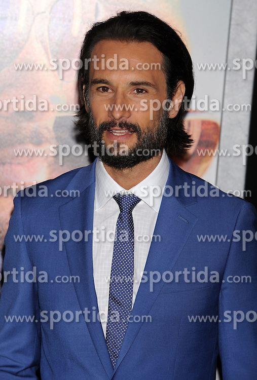 Rodrigo Santoro, Warner Bros Pictures presents the Los Angeles World Premiere of 'Focus', at the TCL Chinese Theatre, February 24, 2015 - Hollywood, California. EXPA Pictures &copy; 2015, PhotoCredit: EXPA/ Photoshot/ Celebrity Photo<br /> <br /> *****ATTENTION - for AUT, SLO, CRO, SRB, BIH, MAZ only*****