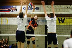 20170125 NED: Beker, Sliedrecht Sport - Seesing Personeel Orion: Sliedrecht<br />Erik van der Schaaf (6) of Seesing Personeel - Orion<br />©2017-FotoHoogendoorn.nl / Pim Waslander