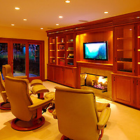 Luscher Entertainment Center