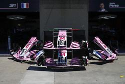 June 7, 2018 - Montreal, Canada - Motorsports: FIA Formula One World Championship 2018, Grand Prix of Canada#31 Esteban Ocon (Sahara Force India F1 Team) (Credit Image: © Hoch Zwei via ZUMA Wire)