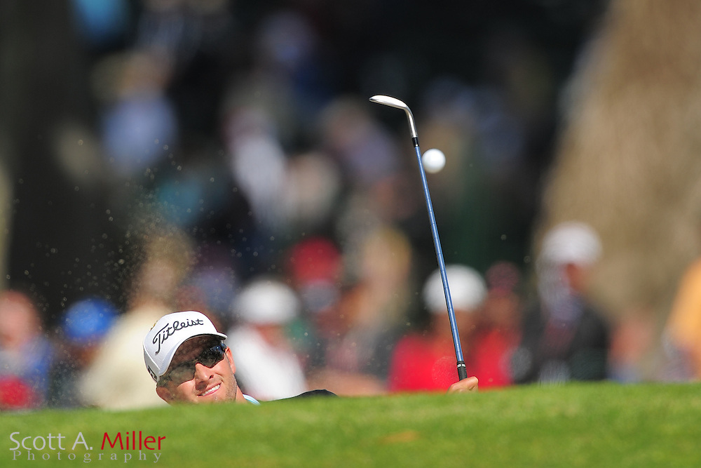 Adam Scott during the second round of the 112th U.S. Open at The Olympic Club on June 15, 2012 in San Fransisco. ..©2012 Scott A. Miller