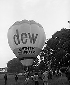 1974 - Mighty Dew Hot Air Balloon.   (H15).