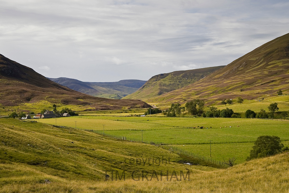 Glen Clunie, Scotland