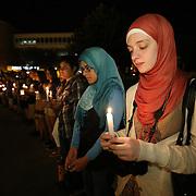 Steven Sotloff Vigil-EPA