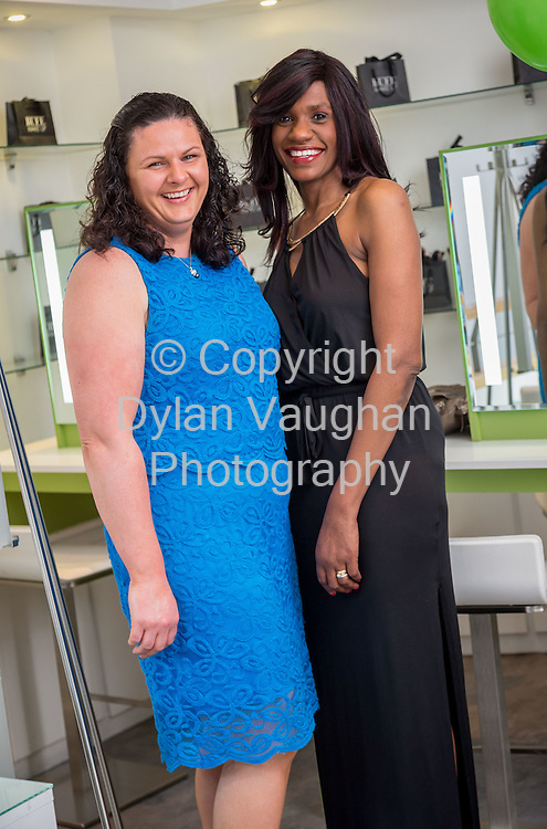 Repro Free no charge for Repro<br /> 19-5-16<br /> <br /> A brand new beauty experience has launched in Kilkenny. The city&rsquo;s four star boutique Pembroke Hotel has opened its new &lsquo;MINT at the Pembroke&rsquo; Beauty, Laser and Shop destination. Pictured at the launch are Sarah Dunne and Rhonda Malone.<br /> <br /> <br /> Picture Dylan Vaughan.