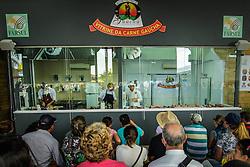 Vitrine da Carne Gaúcha na 39º Exposição Internacional de Animais, Máquinas, Implementos e Produtos Agropecuários. A maior feira a céu aberto da América Latina,  promovida pela Secretaria de Agricultura e Pecuária do Governo do Rio Grande do Sul, ocorre no Parque de Exposições Assis Brasil, entre 27 de agosto e 04 de setembro de 2016 e reúne as últimas novidades da tecnologia agropecuária e agroindustrial. FOTO: Itamar Aguiar / Agência Preview