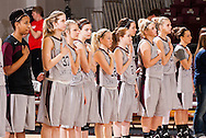 February 4, 2012: The Lubbock Christian University Lady Chaps play against the Oklahoma Christian University Lady Eagles at the Eagles Nest on the campus of Oklahoma Christian University.