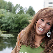 NLD/Amsterdam/20120822 - Perspresentatie SBS Sterren Springen, Patty Brard