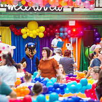 An image from the Ward 84 Party at Victoria Baths, Manchester on Sunday 14th July 2019.<br /> wilkinson-photo.com
