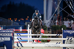 Delestre Simon, (FRA), Qlassic Bois Margot<br /> Global Champions Tour Antwerp 2016<br /> © Hippo Foto - Dirk Caremans<br /> 22/04/16